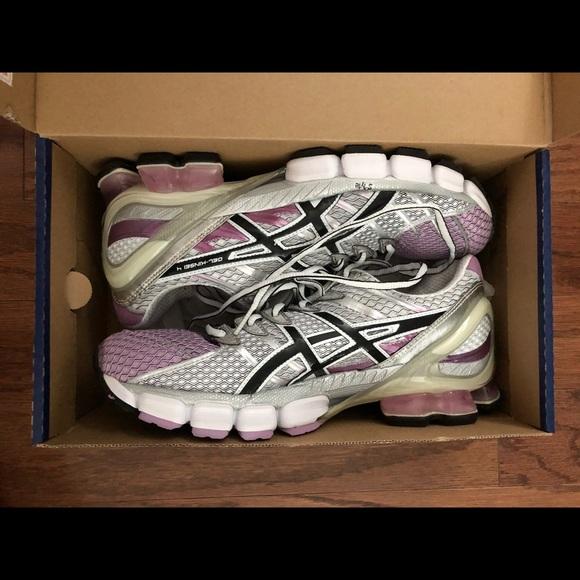 sélection premium 47e94 4480a ASICS Kinsei 4 women's running shoes NWT